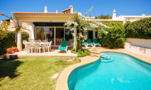 Villa V2+1 proche plage et golf de Salgados