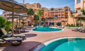 Appartement meublée T2 dans complexe à Praia da Luz