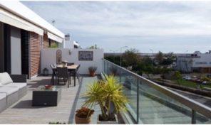 Appartement moderne meublé T2 avec grande terrasse à Tavira