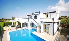 Villa V4 proche commodités et plage en Algarve centre