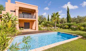 Villa meublée V3 dans Resort Golfique en Algarve
