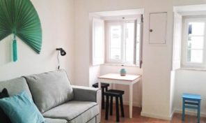 Appartement T0+1 meublé et rénové dans Lisbonne