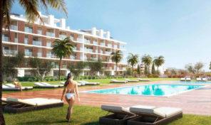 Appartements écologiques neufs T2 à Albufeira