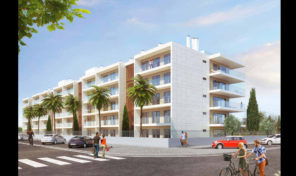 Appartements T1 en cours de construction à Albufeira
