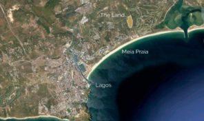Terrain constructible en première position avec vue mer spectaculaire