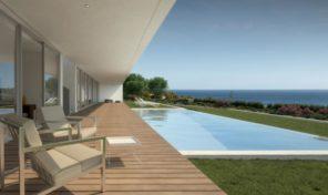 Villa moderne V4 à 500 mètres de la plage en Algarve