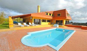 Spacieuse villa V6 avec vue mer à Moncarapacho