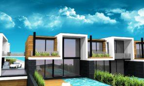 Villas contemporaines V4 avec piscine privée proche Albufeira
