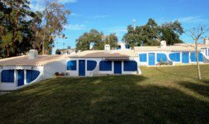 Maison jumelée V1 dans petit condominium proche Albufeira