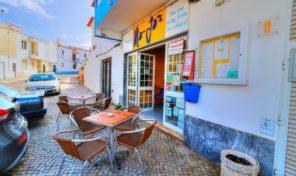 Restaurant équipé et avec licence à vendre à Carvoeiro