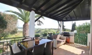 Maison T2 avec vue dégagée dans le resort du Golf Santo Antonio