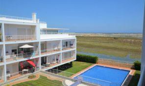 Appartement T2 avec vue mer et garage à Fuseta