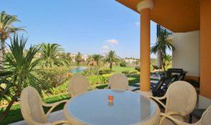 Villa jumelée V3 sur le golf de Boavista