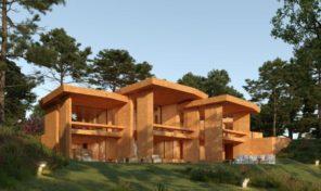 Villa en construction V4 de luxe sur Golf en Algarve
