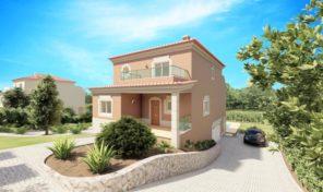 Villas V4 avec garage dans resort de Golf en Algarve