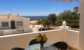 Appartement T1 face à la plage Meia Praia