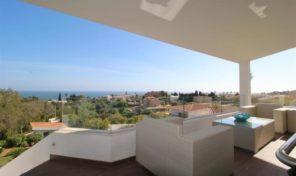 Villa V4 vue panoramique mer à Praia da Luz