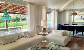 Villa rénovée V4 avec potentiel dans un quartier calme à Malveira da Serra