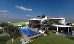 Villa V4+1 avec garage à Vila sol proche Vilamoura