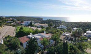 Villa plain pied V4 avec vue mer proche Burgau