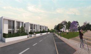 Villa neuve V3 avec piscine et parking proche Olhão