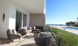 Appartement T2 vue mer à 100 mètres de la plage en Algarve