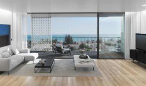 Appartements de luxe T2 avec garage et vue mer à Praia da Luz