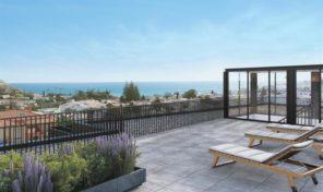 Penthouse T2 avec vue mer dans complexe de luxe Sud Portugal