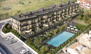 Appartement T1 dans complexe de luxe proche Lagos
