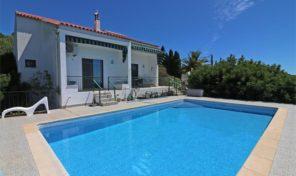 Villa V2 vues mer et campagne en Algarve Est