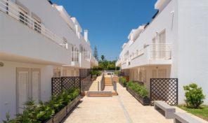 Appartements T1 avec garage à Cabanas de Tavira