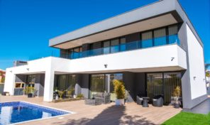 Villa moderne V5 avec garage à Albufeira