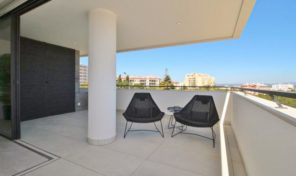 Appartements T2 neufs avec vue mer à Lagos