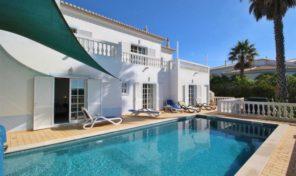 Villa V3 sur Golf avec belles vues à Parque da Floresta