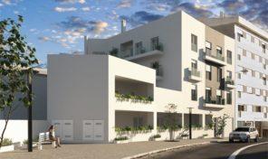 Appartement T3 neuf avec garage à Tavira