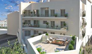 Appartement de luxe T3 en construction à Tavira