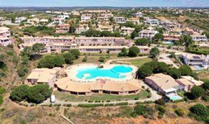 Appartement T1 avec mezzanine et vue mer proche Praia da Luz