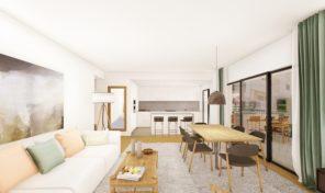 Appartement duplex neuf T3 à Lagos