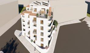 Appartement neuf T2 en rez de chaussée à Lagos