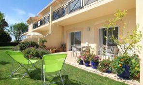 Appartement T2 avec jardin privé dans resort du golf Boavista