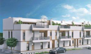 Appartement haut de gamme T2 à Cabanas de Tavira
