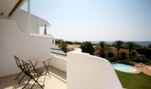 Appartement en duplex avec vue mer à Praia da Luz