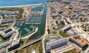Appartements T3 surplombant la marina de Lagos