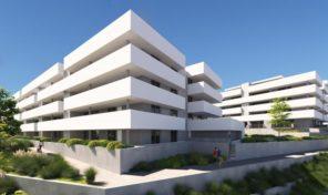 Appartements en construction T2 avec garage à Lagos