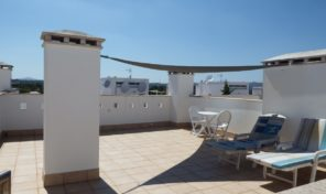 Appartement T2 avec toit terrasse privé proche Tavira