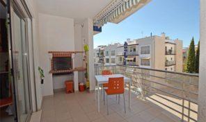 Appartement T2 avec garage et toit terrasse proche centre de Tavira